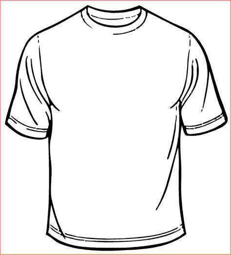 Blank T Shirt Template Clip Art Clipart Free Clip Templates
