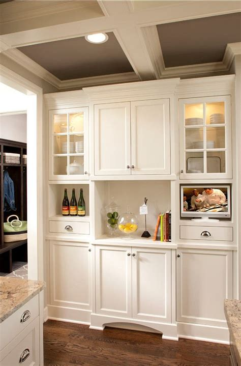 built in cabinet ideas best 25 built in hutch ideas on built in