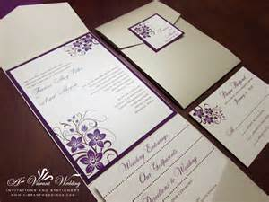 purple wedding invitation a vibrant wedding web