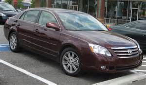 2007 Avalon Toyota File 2005 2007 Toyota Avalon Jpg Wikimedia Commons