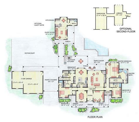 ranch farmhouse floor plans house plan 53904 at familyhomeplans