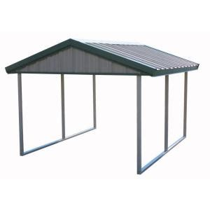 pws premium canopy 10 ft x 12 ft light and patina