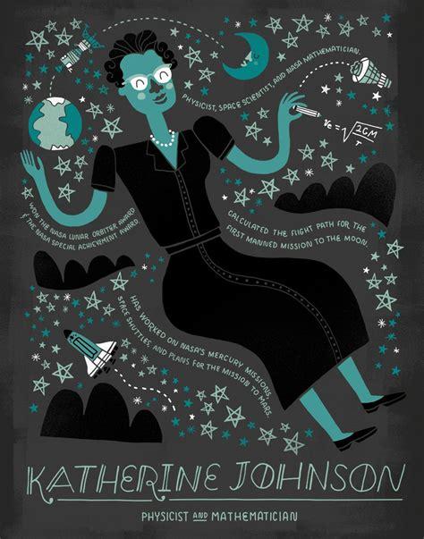 katherine johnson historia rachelignotofsky katherine johnson is a science