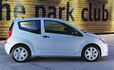 Citroën C2 Hatchback Review (2003   2009)   Parkers