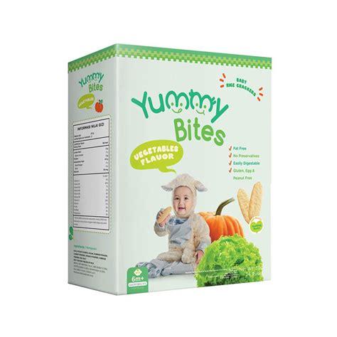 Bites Vegetables Flavor 50gr jual bites vegetable 50gr prosehat