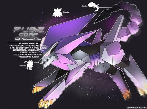 Metal Pin Zoroark f u s e corp special staroarix by dragonith deviantart on deviantart fusions