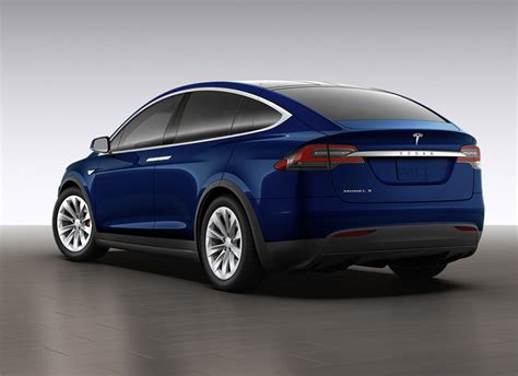 Tesla Configurator Tesla Model X Configurator Electric Suv Starts At 80 000