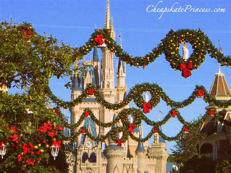 When Does Disneyworld Decorate For by Facts About Disney World Decorations
