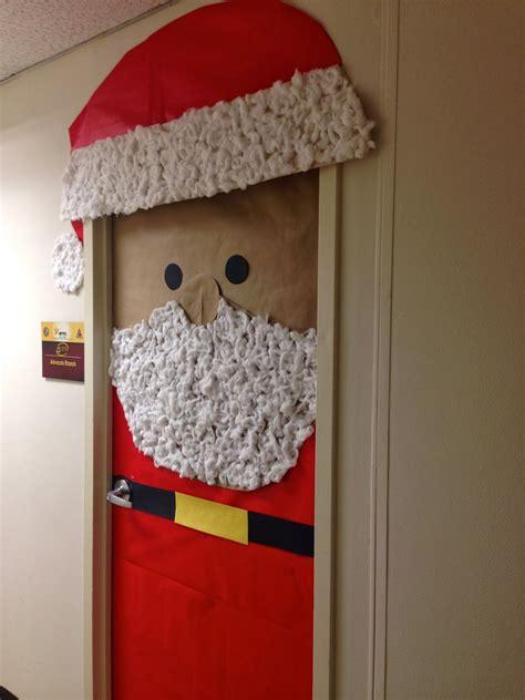 Diy Island Kitchen christmas door decorating contest decorations holidays