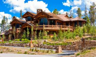 colorado home plans 33 stunning log home designs photographs