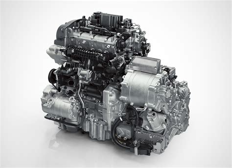 volvo debuts   twin engine  speed dct   xc