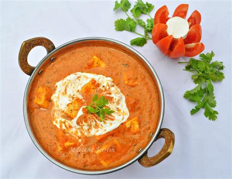 How To Make Easter Decorations For The Home by Paneer Makhani Butter Paneer Cottage Cheese In Butter
