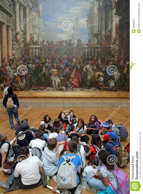 Wedding In Cana Painting by Wedding In Cana Painting Editorial Photography Image