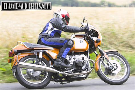 bmw r90s bmw r90s road test classic motorbikes
