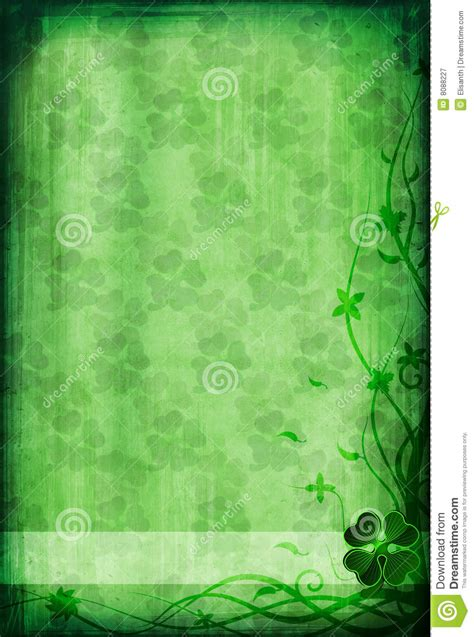 grunge background with st frame royalty free stock photos image 25075598 grunge background with clover royalty free stock photography image 8088227