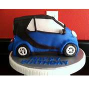 Smart Car  Cakes And Cars
