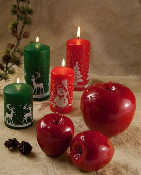 foto candele natalizie produzione candele natalizie artigianali scarica il catalogo