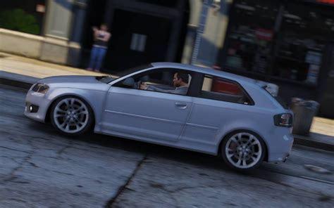 Audi S3 2009 by Gta 5 2009 Audi S3 Mod Gtainside