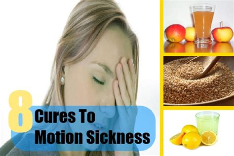 8 cures for motion sickness how to cure motion