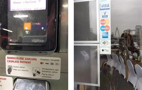 Apple Pay Aufkleber by Apple Pay Akzeptanz In Deutschen Gesch 228 Ften Iphone