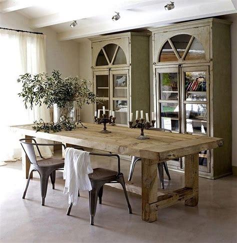 esszimmer rustikal kitchen tuscan dining room ideas pottery barn farmhouse