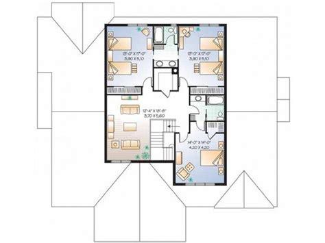 The Sims 2 House Plans Level 2 Sims House Ideas House Plans Craftsman And Craftsman Houses