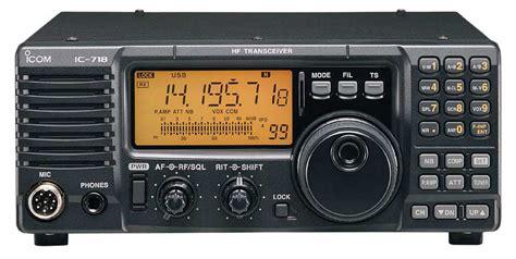 Radio Ssb Icom Icom 718 Garansi 1 Thn icom ic 718 icom 718 transceiver