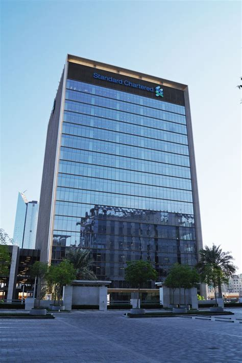 standard chartered bank in dubai standard chartered bank building guide propsearch dubai