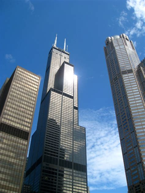 sears tower sears tower willis tower chicago pinterest willis