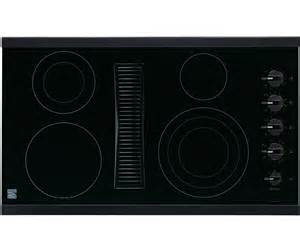 bosch downdraft cooktop downdraft cooktops cooktops with downdraft sears