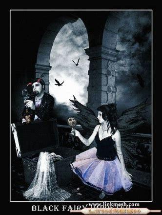 imagenes hadas oscuras mirandose al espejo hadas oscuras
