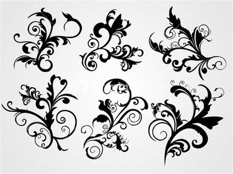 swirl pattern tattoo designs black creative filigree pattern tattoo
