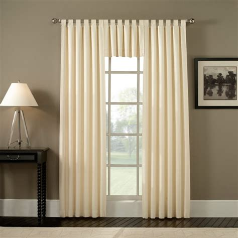 ellis curtain ellis curtain fireside tab top valance modern curtains