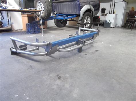 custom bar work what grade steel 4x4earth