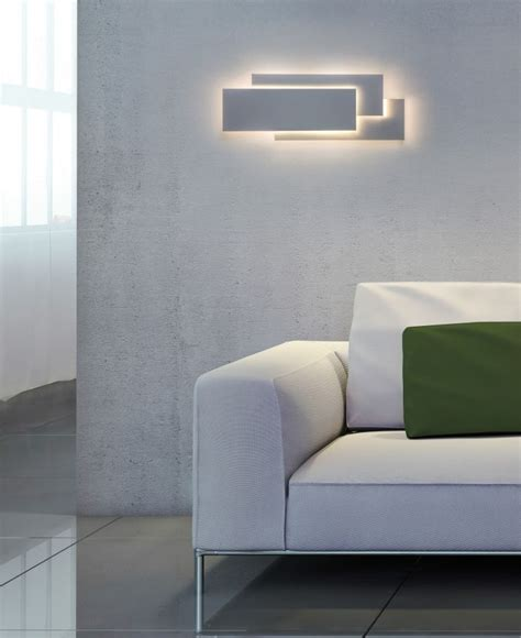 Contemporary Wall Lights Interior Interior Wall Light Led L