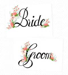 handdrawn wedding printables 183 ruffled