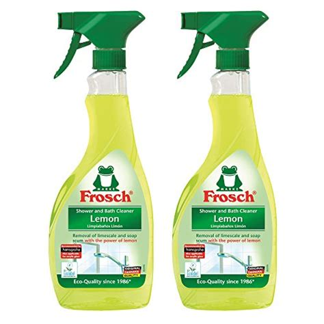 Cradle Toys Surface Cleaner Spray Bottle 500ml frosch lemon shower bathroom cleaner spray bottle 500ml pack of 2 ehouseholds