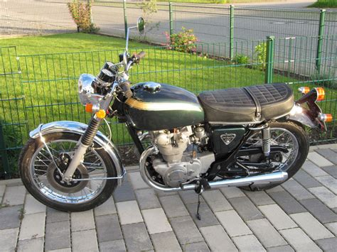 Motorrad Honda Weiler by Honda Cb 450 K5 H Werkstatt