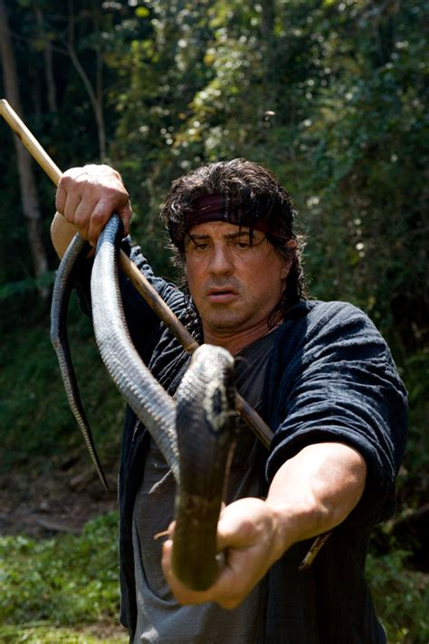 film rambo rambo v to feature sylvester stallone in his signature