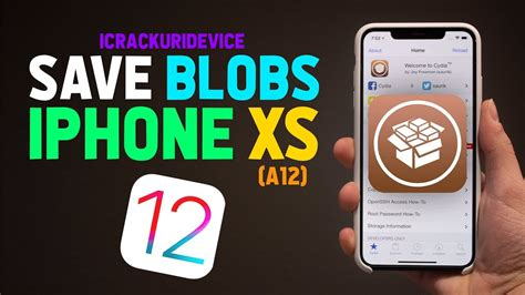 jailbreak ios 12 prepare to save iphone xs max xr ios 12 1 1 beta 3 a12 shsh2 blobs