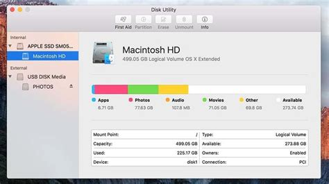 Desk Utility by How To Use Disk Utility In Mac Os X El Capitan Macworld Uk