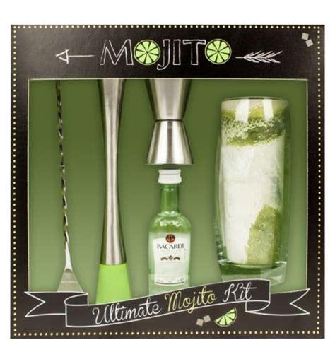 buy ultimate mojito kit bacardi rum gift set gift