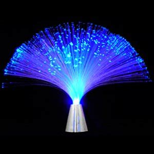 mini fiber optic light blue fiber optic ls amazon com