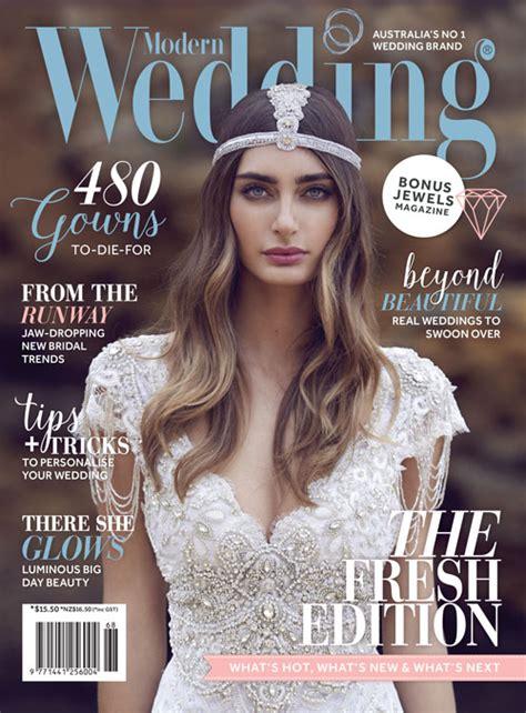 The Wedding Magazine by Modern Wedding Magazine The Fresh Edition On Sale