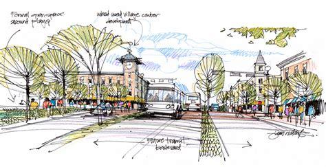 design concept cabanatuan city quick urban design concept sketch idea for transit