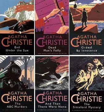 agatha christie best books no page left ttt top ten popular authors i ve