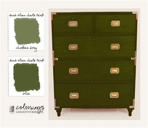 chalk paint olive colorways with leslie stocker 187 ready for adventure