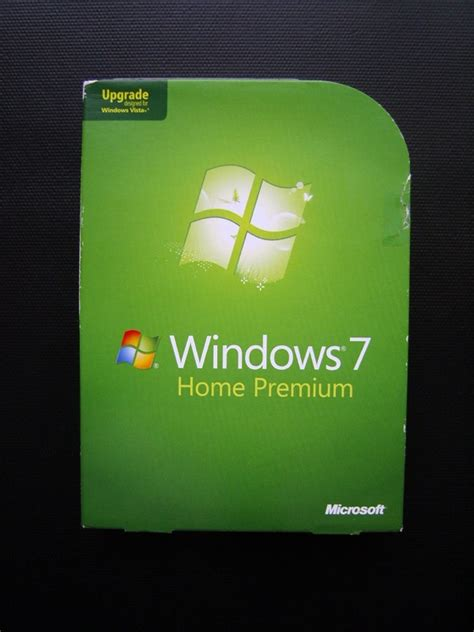 microsoft windows 7 home premium upgrade from xp vista