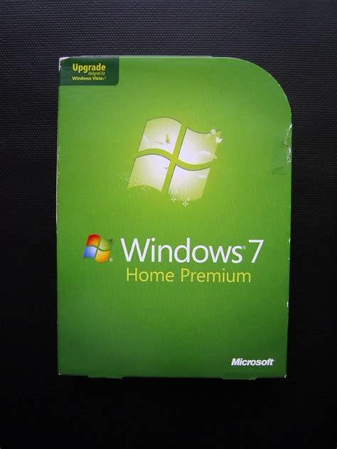 microsoft windows 7 home premium upgrade from xp vista