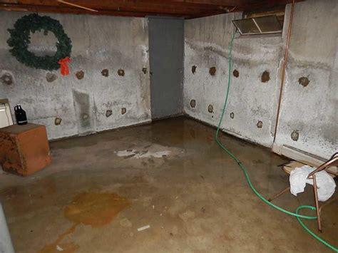 connecticut basement systems basement waterproofing